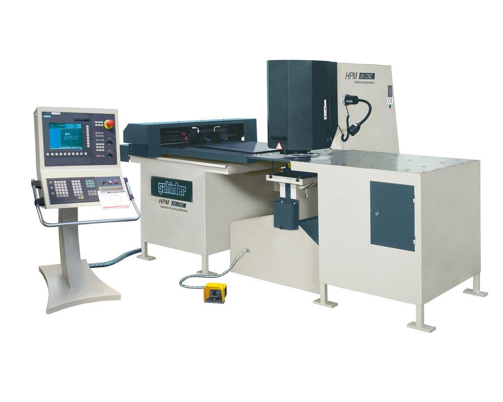 SAHINLER HPM 115 CNC