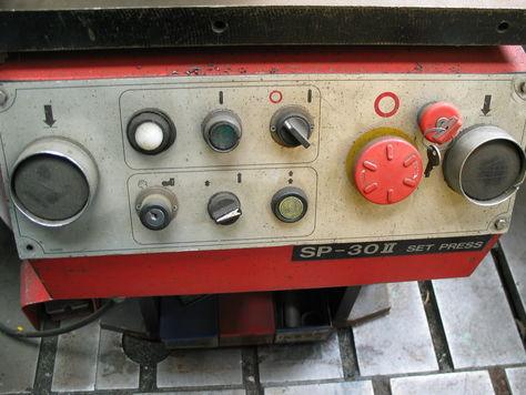 AMADA SP 30 II