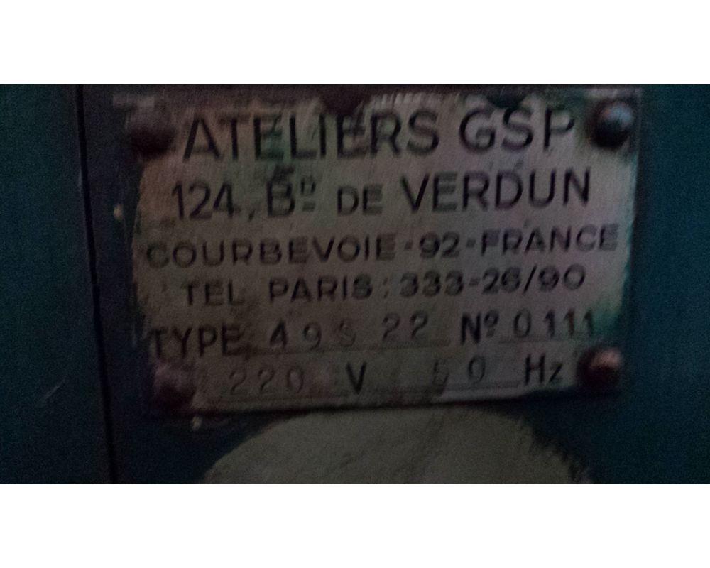GSP 49 S 22