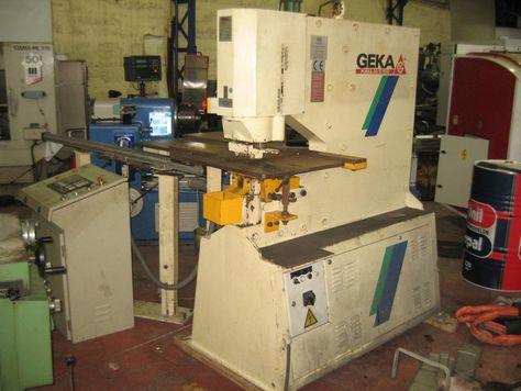 GEKA PUMA 80/E500