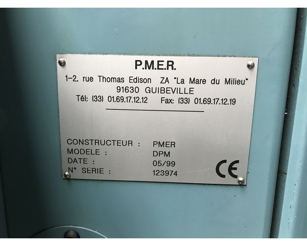 PMER DPM