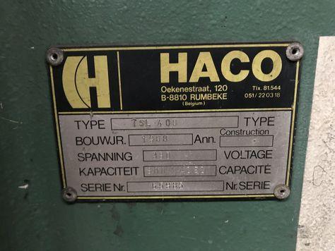HACO TSL 408