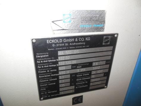 ECKOLD MZD 60/6 D-W