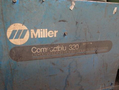 MILLER COMPACTBLU 320