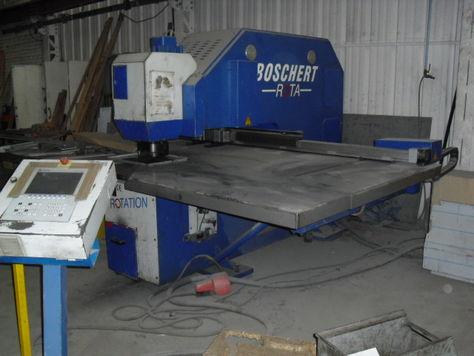 BOSCHERT EL 750 Rotation