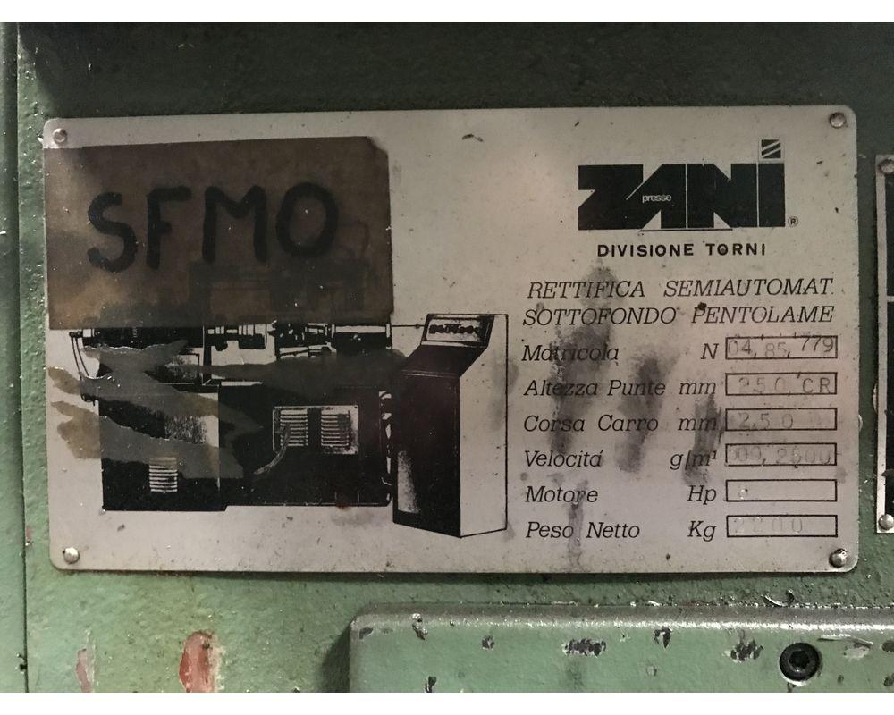 ZANI TAP 250 CR