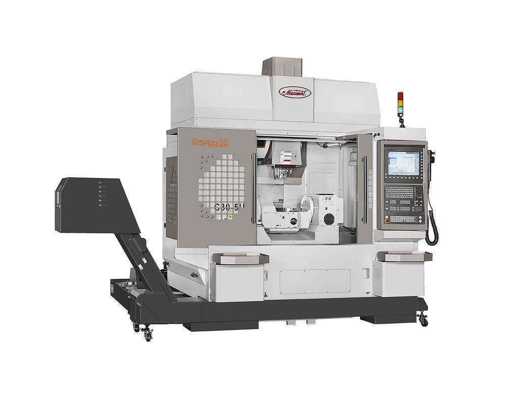 MAXIMART C50 - 5U - 5 Axes continus