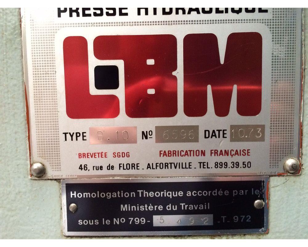 LBM B 10