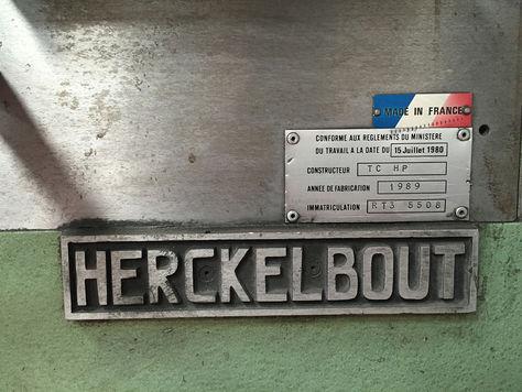 HERCKELBOUT RT 3